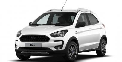 Ford Ka Plus Hatchback 5d Facelifting 1.5 TDCI 95KM 70kW od 2018