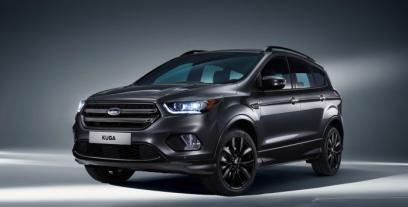 Ford Kuga II SUV Facelifting 1.5 EcoBoost 176KM 129kW 2018-2019