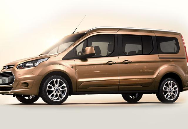 Ford Tourneo Connect III Standard 1.5 EcoBlue 120KM 88kW od 2018