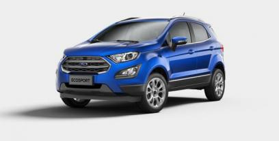 Ford Ecosport II SUV Facelifting