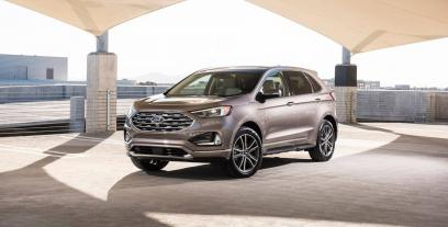 Ford Edge II SUV Facelifting
