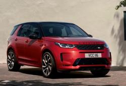 Land Rover Discovery Sport SUV Facelifting