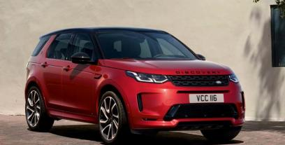 Land Rover Discovery Sport SUV Facelifting 2.0 290KM 213kW od 2020