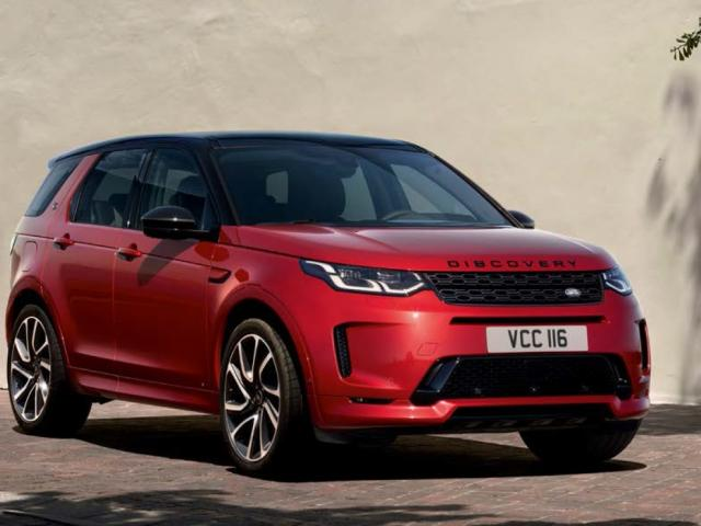 Land Rover Discovery Sport SUV Facelifting 2.0 D I4 240KM 177kW od 2019