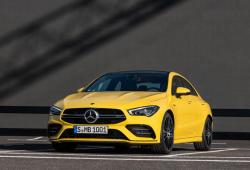 Mercedes CLA C117 Coupe Facelifting AMG