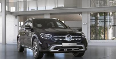 Mercedes GLC SUV Facelifting 2.0 200 211KM 155kW od 2019