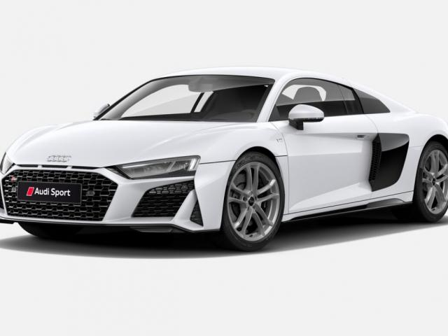 Audi R8 II Coupe Facelifting -