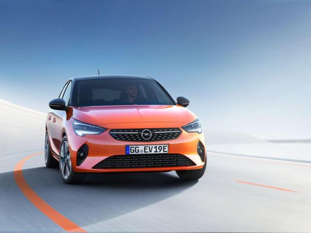 Opel Corsa F • Dane techniczne • AutoCentrum.pl
