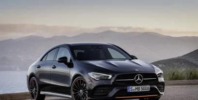 Mercedes CLA C118/X118 Coupe 2.0 200d 150KM 110kW od 2019