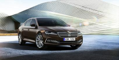 Skoda Superb III Liftback Facelifting 2.0 TDI SCR 200KM 147kW od 2020