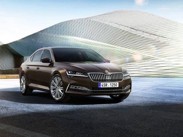 Skoda Superb III Liftback Facelifting - Usterki
