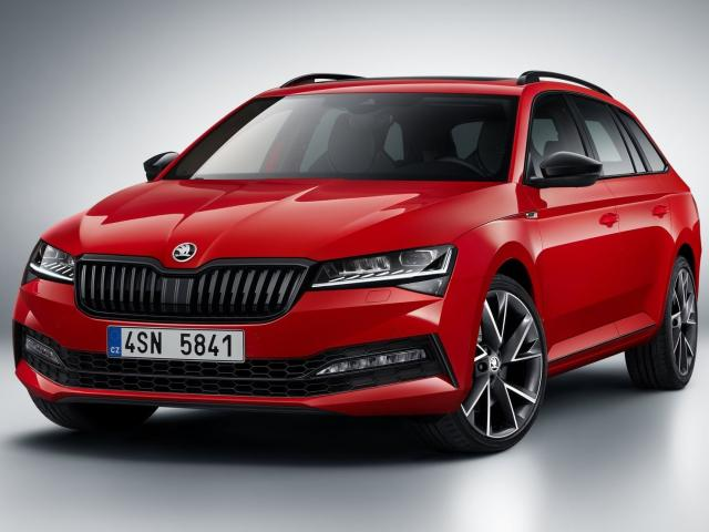Skoda Superb III Kombi Facelifting - Usterki