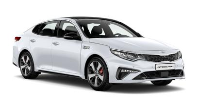 Kia Optima II Sedan GT Facelifting 2.0 T-GDi 238KM 175kW 2019