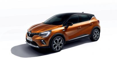 Renault Captur II Crossover 1.3 TCe 130KM 96kW od 2019