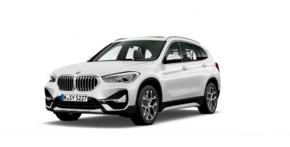 BMW X1 F48 Crossover Facelifting 1.5 18i 136KM 100kW od 2020