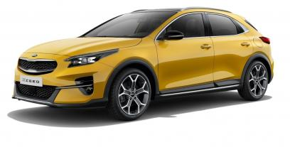 Kia XCeed Crossover