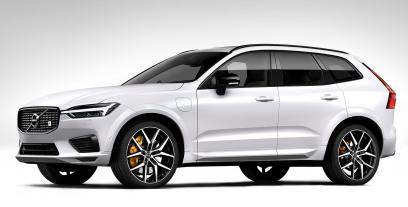 Volvo XC60 II Crossover Plug-In