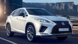 Lexus RX IV SUV Facelifting