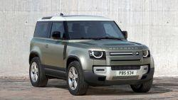 Land Rover Defender IV 90