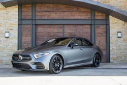 Mercedes CLS C257 Coupe AMG