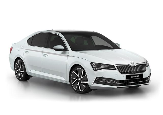 Skoda Superb III Liftback Plug-In Hybrid - Usterki