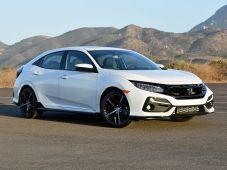Honda Civic X Hatchback 5d Facelifting