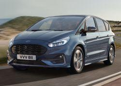 Ford S-Max II Van Facelifting 2.0 EcoBlue 190KM 140kW od 2019