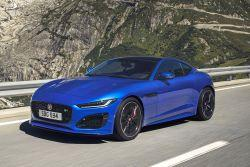 Jaguar F-Type Coupe Facelifting MY21