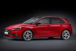 Hyundai i30 III Hatchback Facelifting