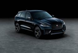 Jaguar F-Pace SUV Facelifting