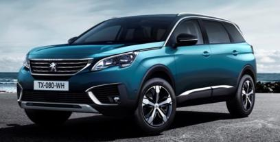 Peugeot 5008 II Crossover Facelifting 1.2 PureTech 130KM 96kW od 2020