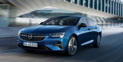 Opel Insignia II Grand Sport Facelifting 2.0 Turbo 170KM 125kW od 2020
