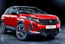 Peugeot 3008 II Crossover Facelifting