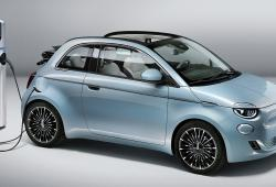 Fiat 500 II Cabrio Electric