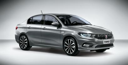 Fiat Tipo II Sedan Facelifting 1.0 T3 Turbo 100KM 74kW od 2020