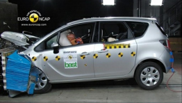 Opel Meriva 1.4 'Enjoy', LHD