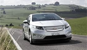 Opel/Vauxhall Ampera 1.4/electric, LHD