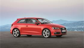 Audi A3 1.4 'Attraction', LHD