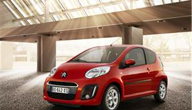 Citroen C1 1.0 High Grade, LHD