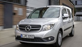 Mercedes-Benz CITAN Kombi, 109 Blue Efficiency 'Hi