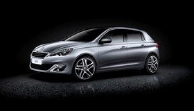 Peugeot 308 1.6 diesel, Level 2, LHD