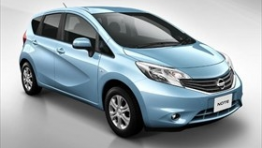Nissan Note 1.2 'Acenta', LHD