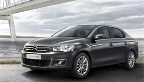 Citroën C-Elysée 1.2 Séduction, LHD