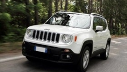 Jeep Renegade 1.6 diesel Limited FW, LHD