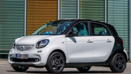 smart forfour 999cc petrol 'passion', LHD