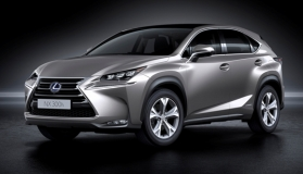Lexus NX 300h 'Executive', LHD