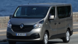 Renault Trafic dCi 115 Combi, LHD