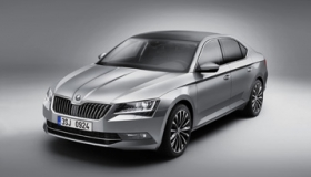 Skoda Superb 2.0 TDI 'Ambition', LHD