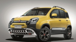 FIAT Panda Cross 1.3 MJ 4X4
