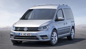 VW Caddy 2.0 TDI 'Trendline', LHD